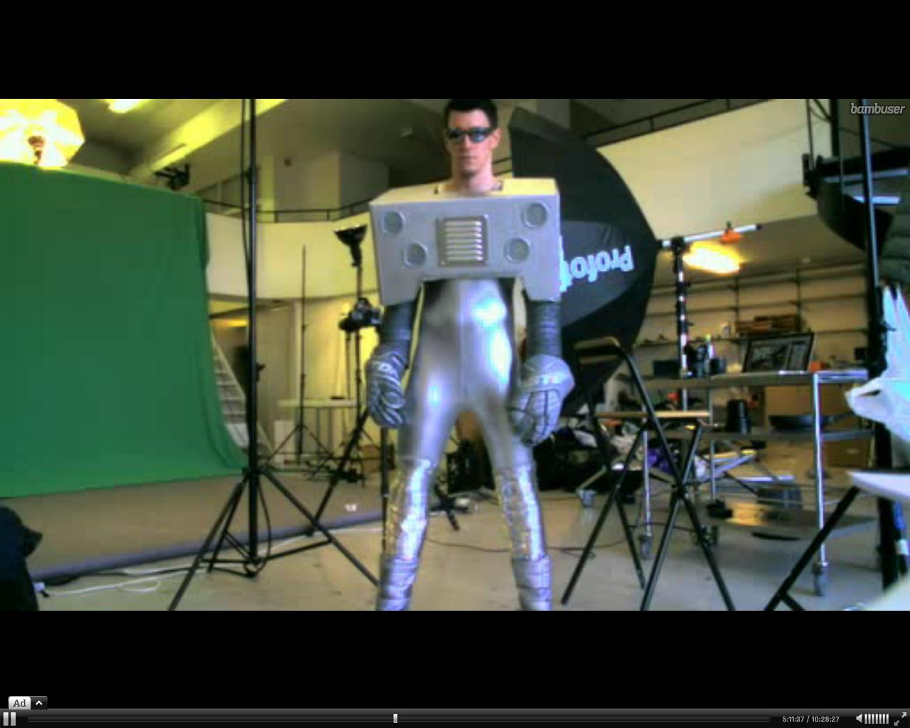 Daniel Robot