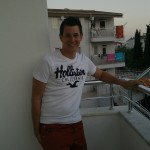 På hotellbalkongen I Turkiet, Daniel Åhs Karlsson