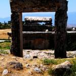 Ruin Hieropolis (2) (Turkiet)