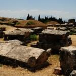 Ruin Hieropolis (3) (Turkiet)
