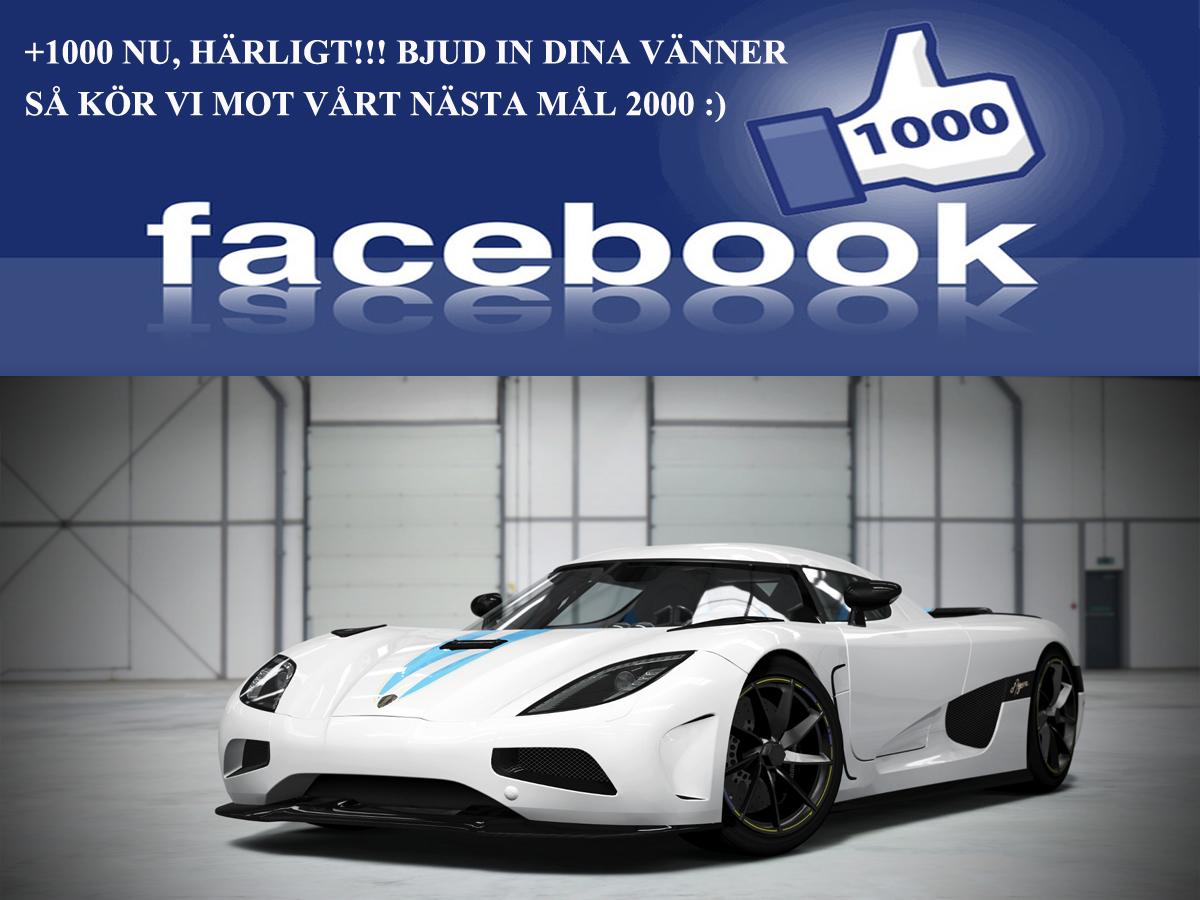 1000 Likes Agera