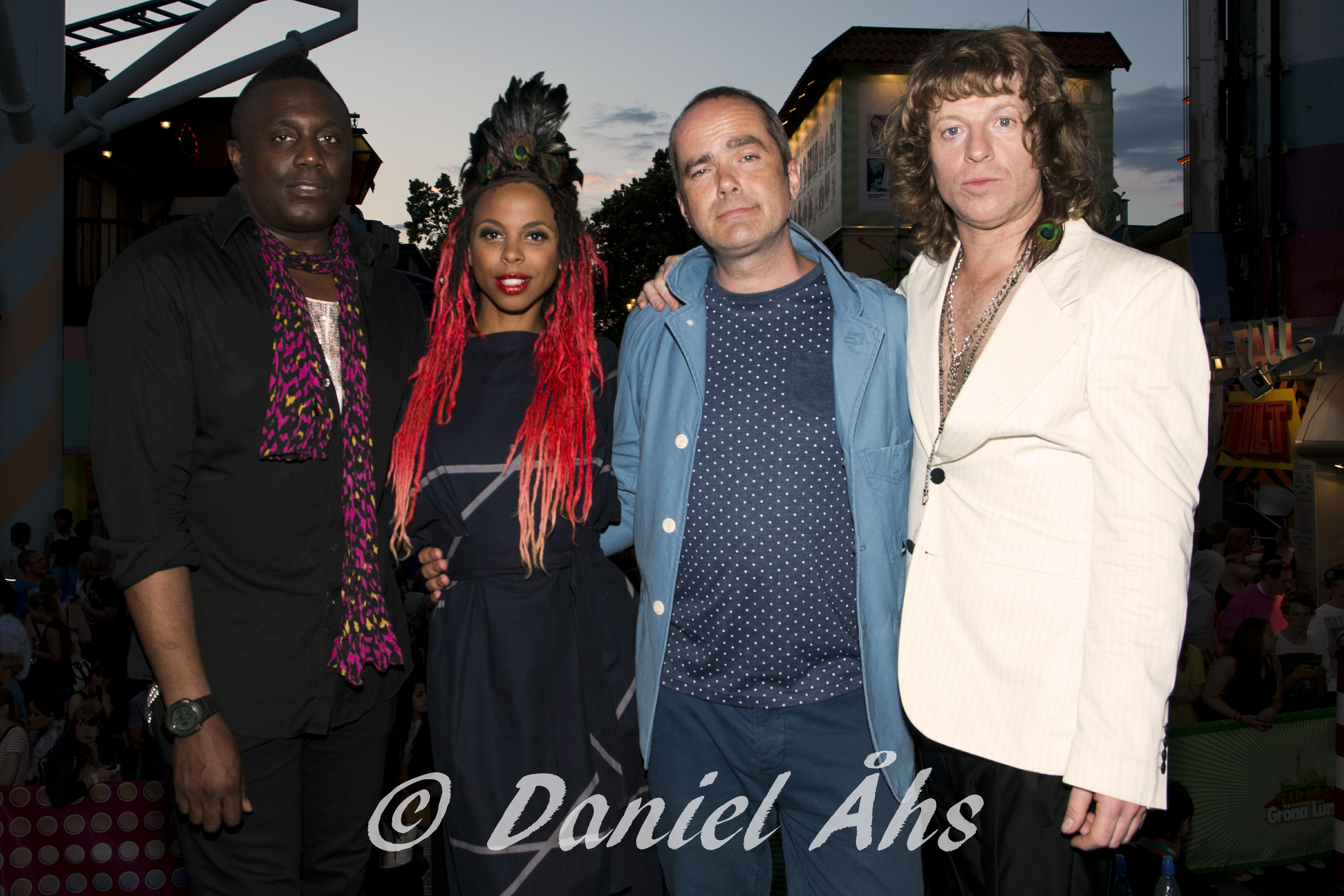 The Brand New Heavies (4) By Daniel Åhs Karlsson