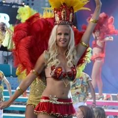 Dans. Samba De Souza Rutat