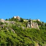 Alanya Borgens Mur (Turkiet)