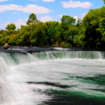 Manavgat Waterfall (Turkiet)